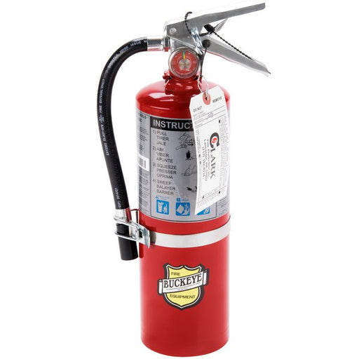ABC 5lb Dry Chemical Fire Extinguisher - Wryker