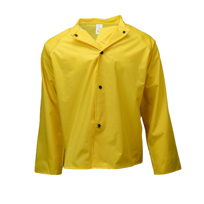 Rain Jacket with Hood Sizes S-6XL - Wryker