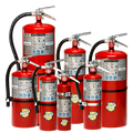 ABC 20lb Dry Chemical Fire Extinguisher