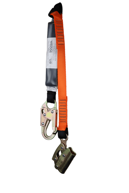 "Rope Grabber 5/8"" with 6' Lanyard - Wryker"