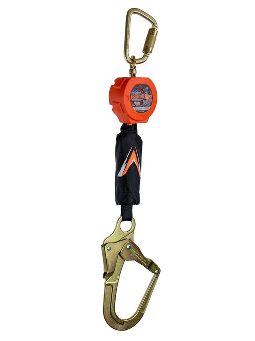 SRL 6' Retracting Lifeline - Wryker