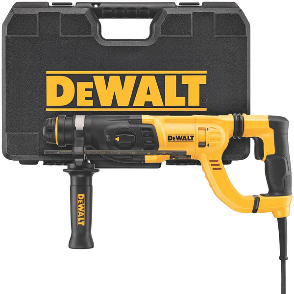 DeWALT Rotary Hammer, SDS with Shocks, D-Handle, 1-Inch