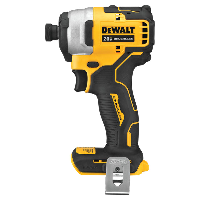 DeWALT Atomic 20V MAX* Cordless Compact Impact Driver (Bare Tool)