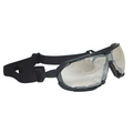 Goggle's Foam Lined Eye Protection (Dagger Series)