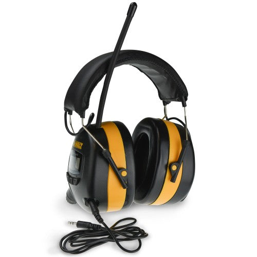 DeWalt Hearing Protection AM/FM Headphones - Wryker