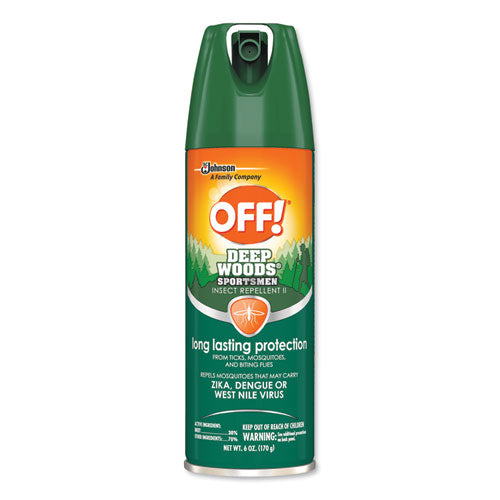 Insect Repellant Aerosol 6 oz - Wryker