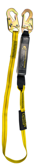 External Shock Lanyard 3'