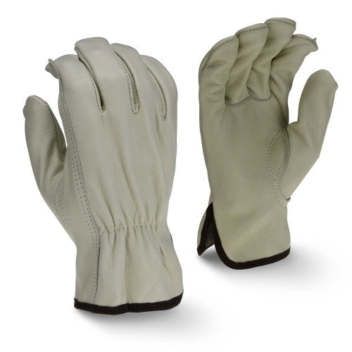 Economy Leather Gloves - Wryker