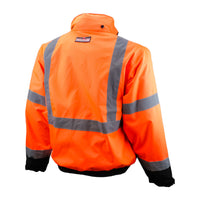 Deluxe High-Visibility Bomber Jacket