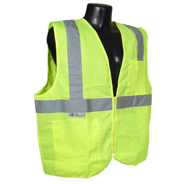 Class 2 Solid Economy Safety Vest