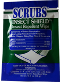 Insect Repellant Wipes