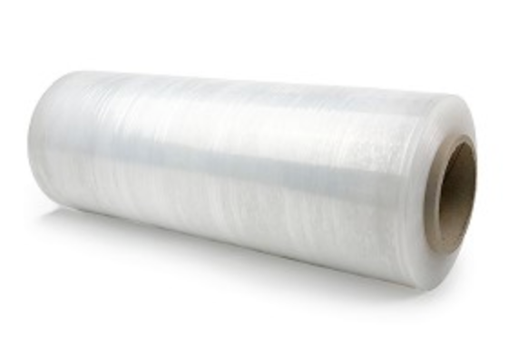 Stretch Wrap 18x1500x.009  Hand Wrap (Per Case) - Wryker
