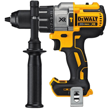 DeWALT 20V MAX* XR® Brushless Cordless 3-Speed Hammer Drill/Driver (TOOL ONLY)
