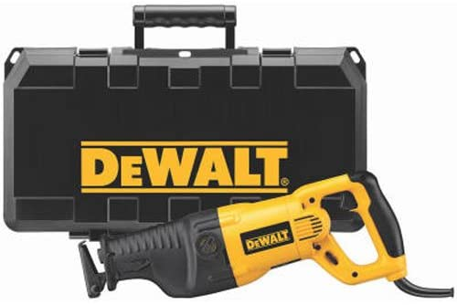 DeWALT Reciprocating Corded Saw