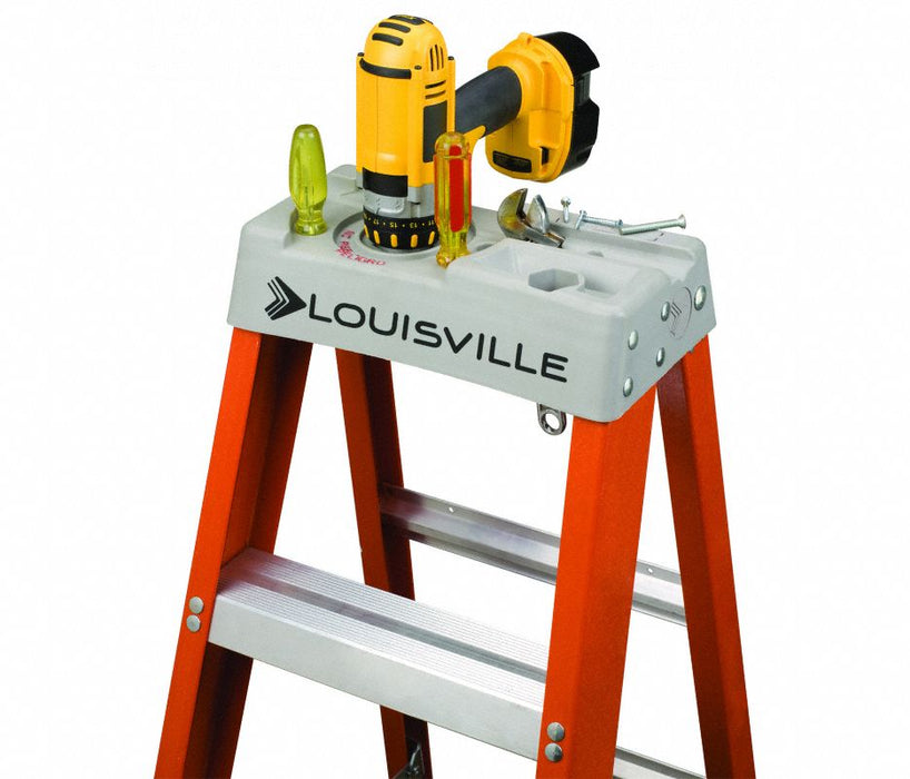 Louisville 6 ft. Fiberglass Stepladder