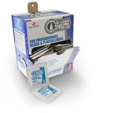 Lens Cleaning Wipes Box of 100