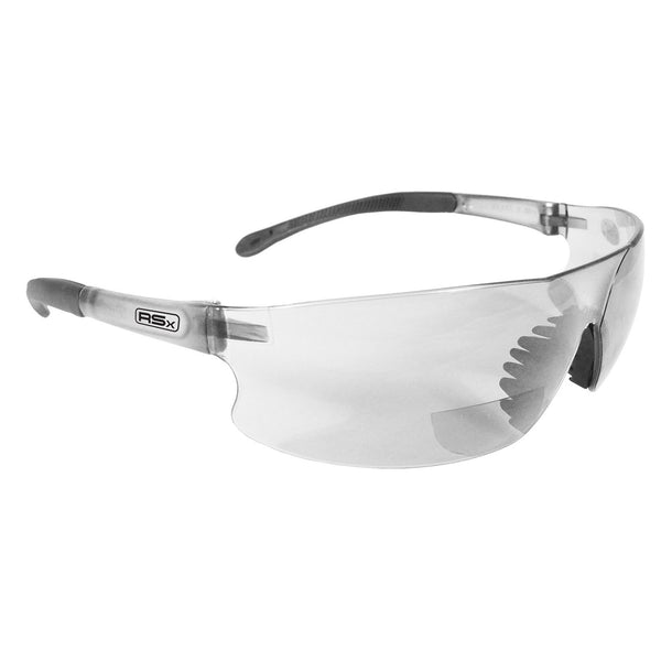 Rad-Sequel Bi-Focal Safety Glasses  Clear Lens