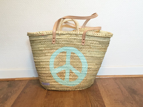 Moroccan Basket Peace mint