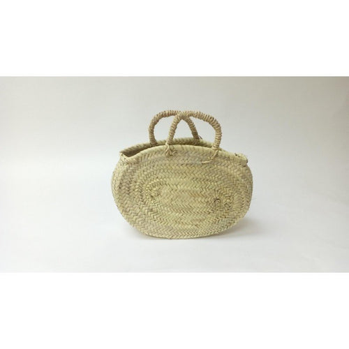 Mini oval bag