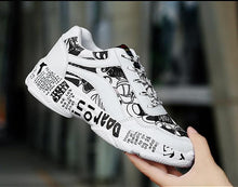 "Load image into Gallery viewer, ""Graffiti II"" Sneakers"