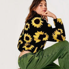 Load image into Gallery viewer, Sunflower Sweatshirt