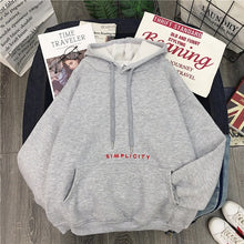Load image into Gallery viewer, Simplicity Hoodie