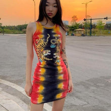 Load image into Gallery viewer, Tigers Dress