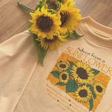 Load image into Gallery viewer, Sunflower's Advice Sweatshirt