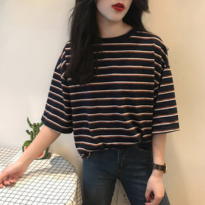 Erin Striped T-shirt