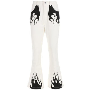 """Dark Flame"" Pants"