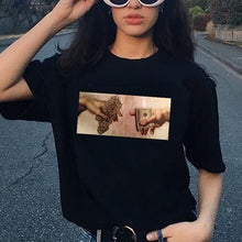"Load image into Gallery viewer, ""Dealing"" T-shirt"
