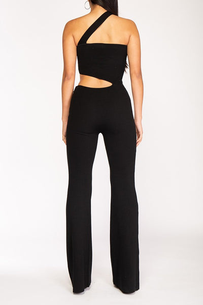 ONE SIDED JUMPSUIT