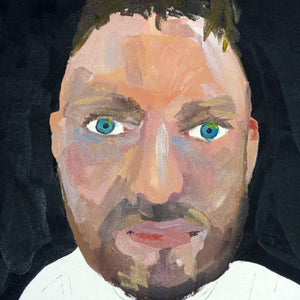 Portrait Painting from an art course