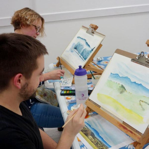 Introduction to Painting - Starts Friday 19th July