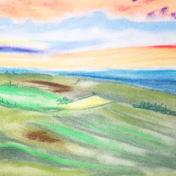 Winter Landscape in Soft Pastels - Wednesday 4th December, 6-8pm
