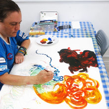 Painting to Music - Saturday 16th November, 10am-12pm