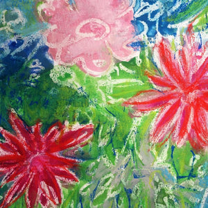 Watercolour and Pastel Abstracts - Saturday 25th July, 10am-12pm