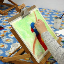 Birds in Oil Pastels - Monday 29th July, 1-3pm or 6-8pm