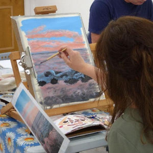 Painting Seas and Skies Course