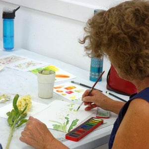 Botanical Illustration - Starts Friday 3rd May