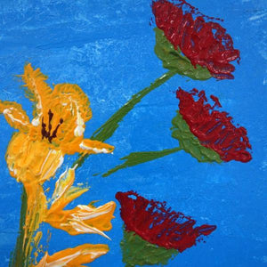 Palette Knife Painting - Wednesday 24th July, 1-3pm or 6-8pm