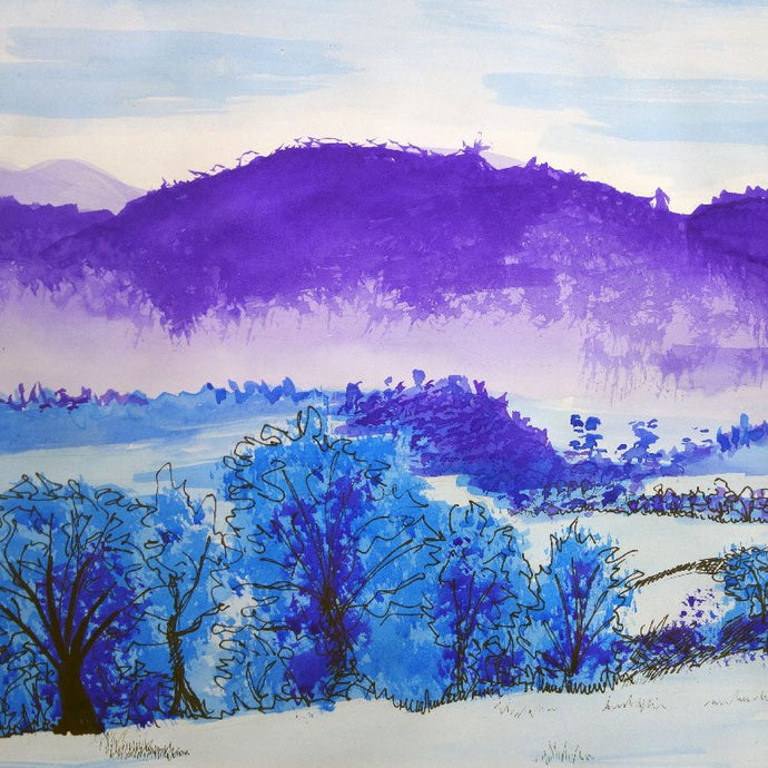 Line and Wash Landscapes - Saturday 18th July, 10am-12pm