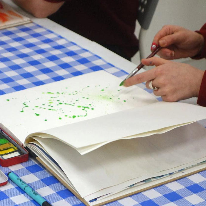 Art Journaling - Saturday 28th March, 10am-12pm - Postponed