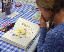 Art Journaling - Saturday 10am-12pm - Date TBC