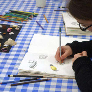 Creative Sketchbooks - Starts Monday 29th April