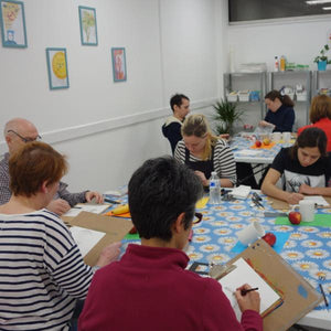 Drawing course at Cardiff Artspace