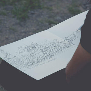 Drawing Cityscapes - Wednesday 31st July, 6-8pm