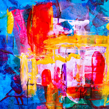 Abstract Acrylics - Tuesday 23rd July, 6-8pm