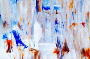 Winter Abstracts in Acrylics - Saturday 18th January, 10am-12pm