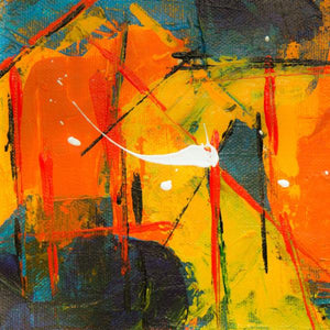 Autumn Abstracts - Wednesday 9th October, 6-8pm